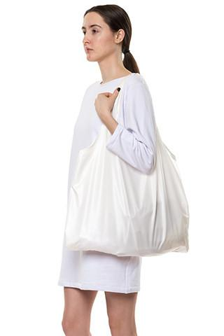 Plain White Eco Tote