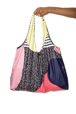 Sprinkled Shapes Eco Tote