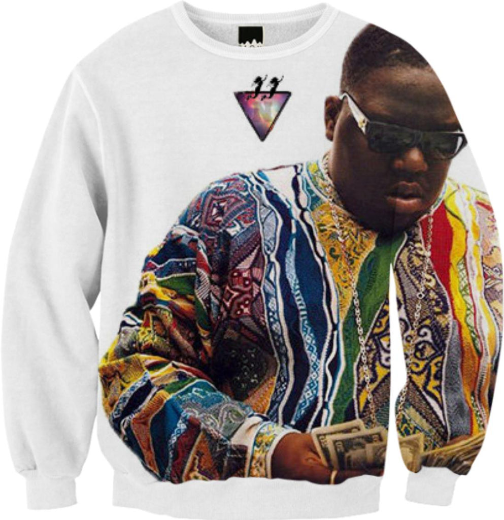 Biggie Smalls FALL SWEATSHIRT