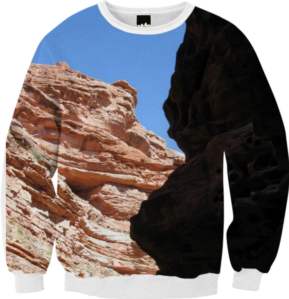 Canyon Shadow Sweatshirt