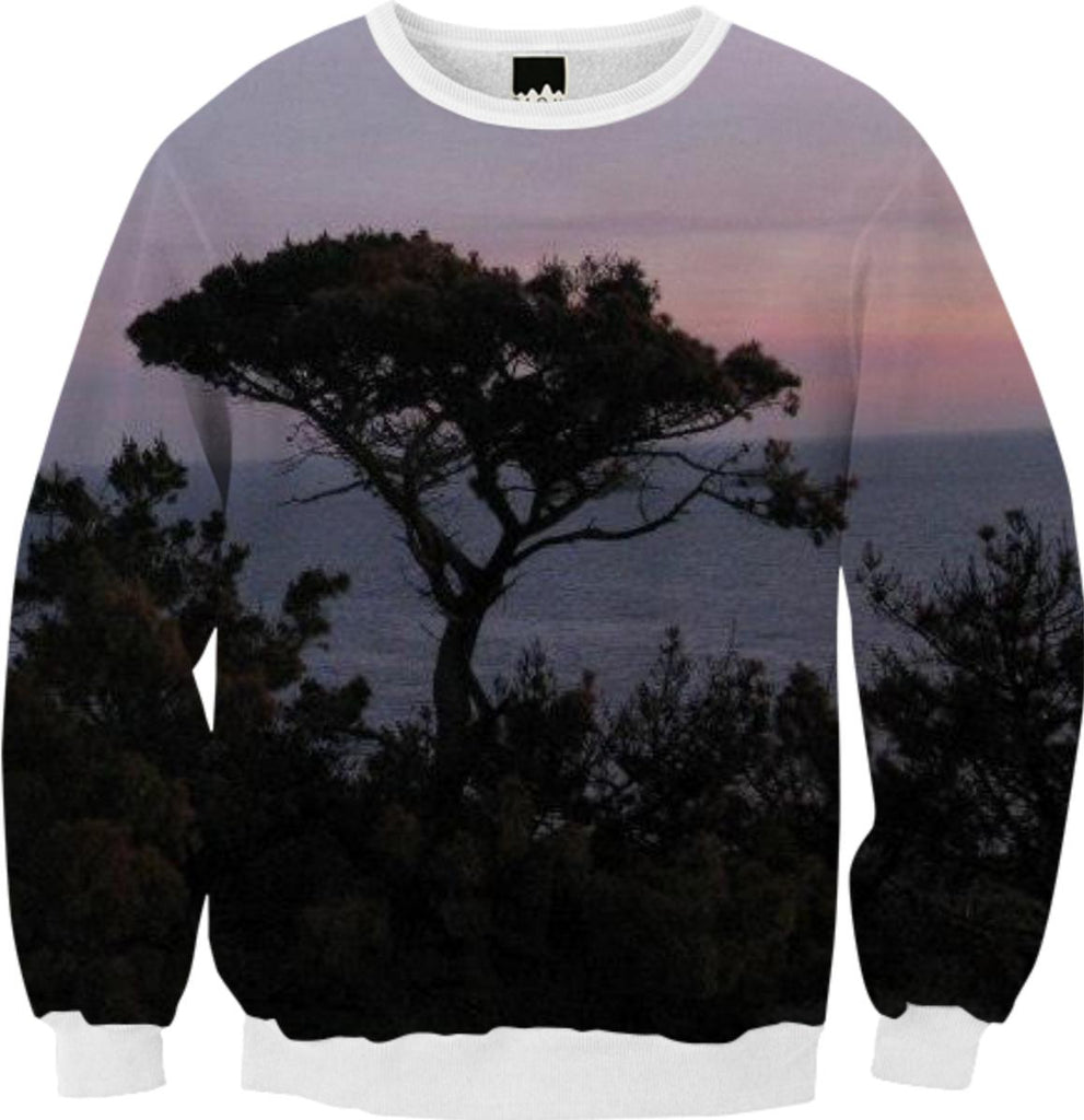 Coastal Sunset Sweatshirt
