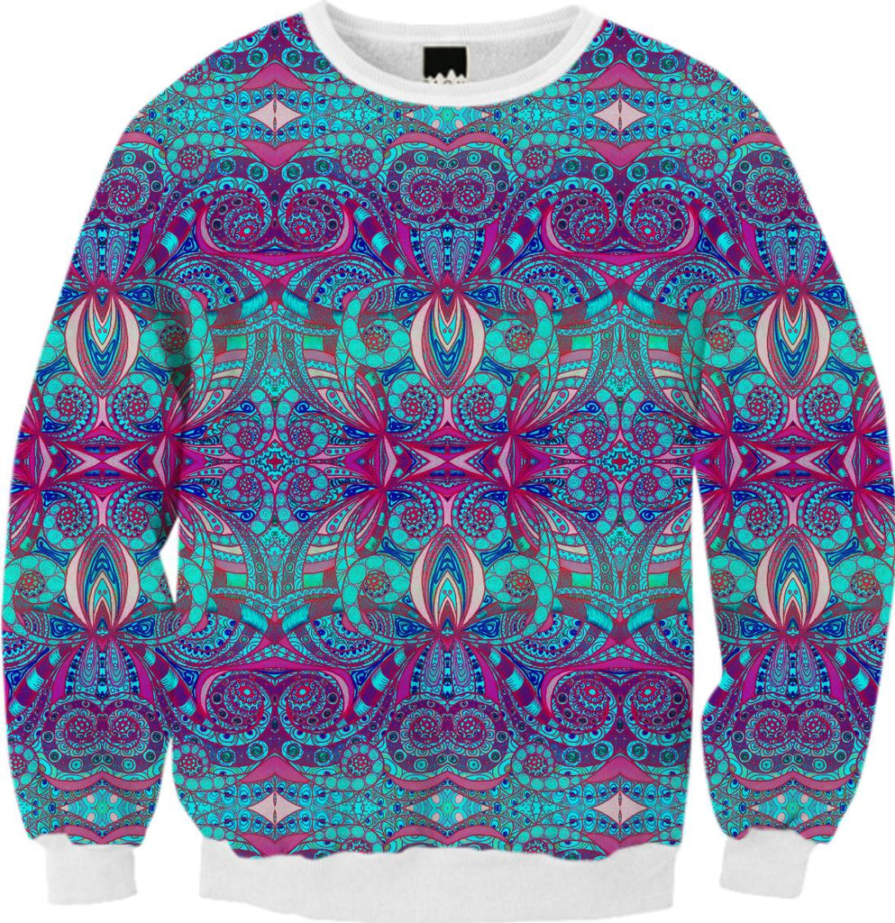 FALL SWEATSHIRT Ethnic Style G48