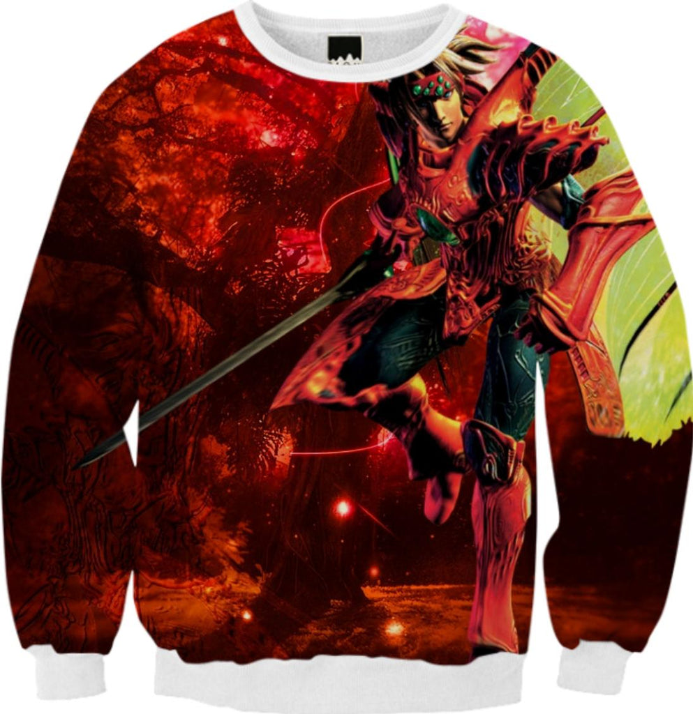 Legend Of The Dragoon Sweater