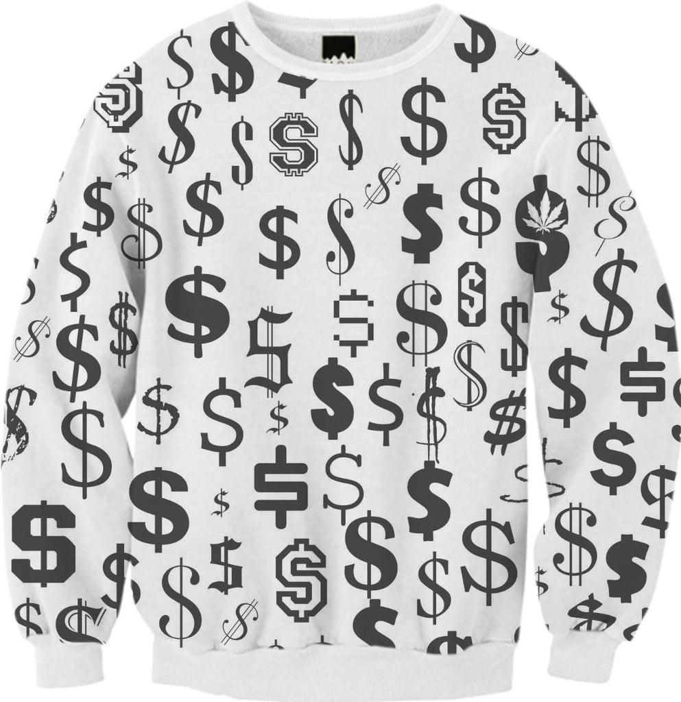 Money Matrix Crewneck