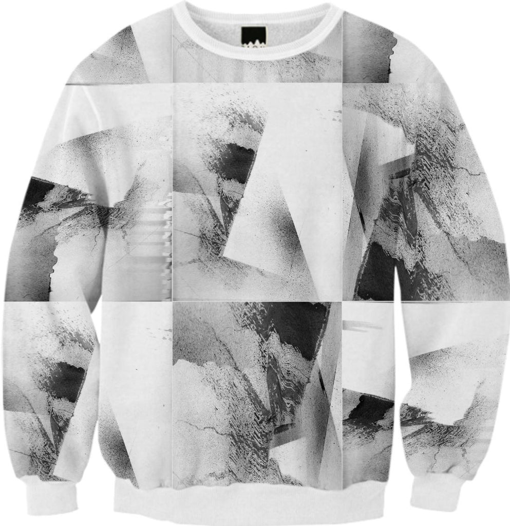 PAOM, Print All Over Me, digital print, design, fashion, style, collaboration, emily-hadden, emily hadden, Ribbed Sweatshirt, Ribbed-Sweatshirt, RibbedSweatshirt, autumn winter, unisex, Poly, Tops