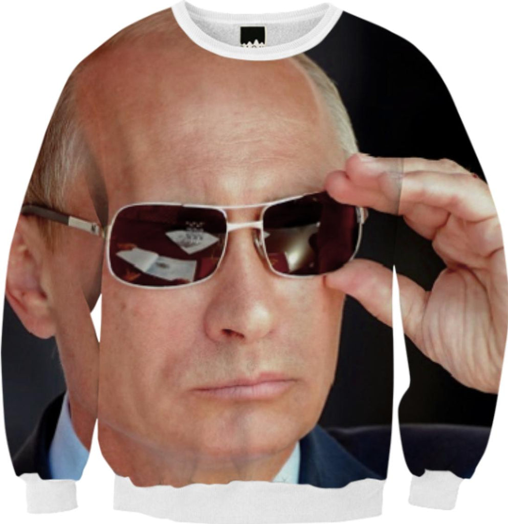 putin on the glasses