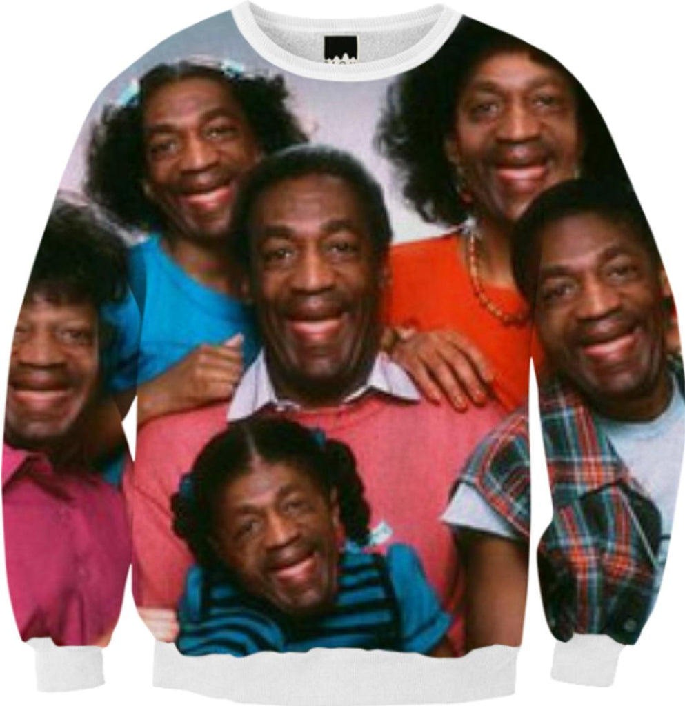 THE COSBY SWEATER