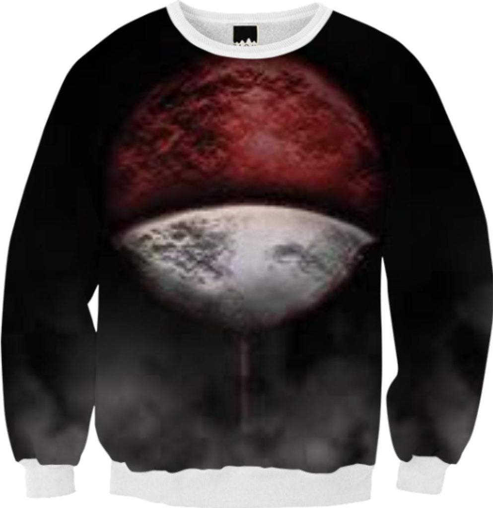 uchiha crest sweater