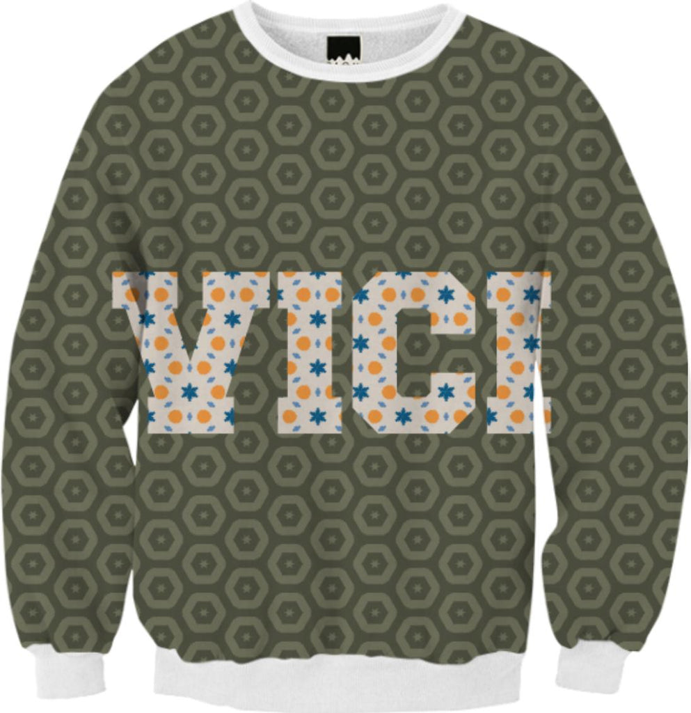 Vici 6 Fall SweatShirt by Hammond Ozakpolor