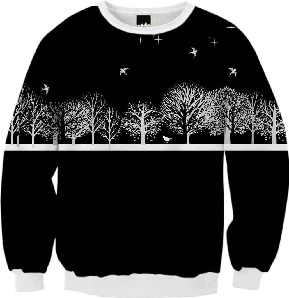 Winter Nights Sweatshirt