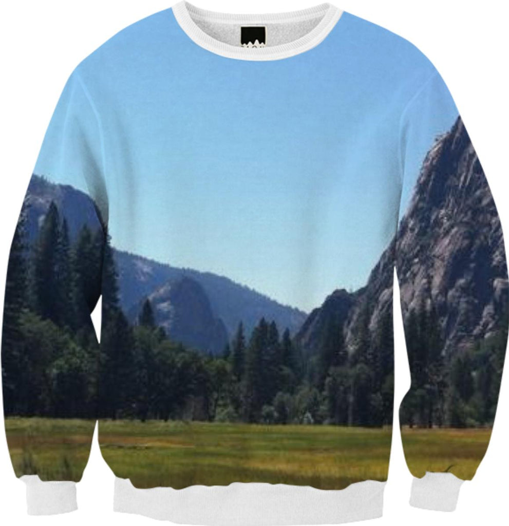 Yosemite Valley Sweatshirt