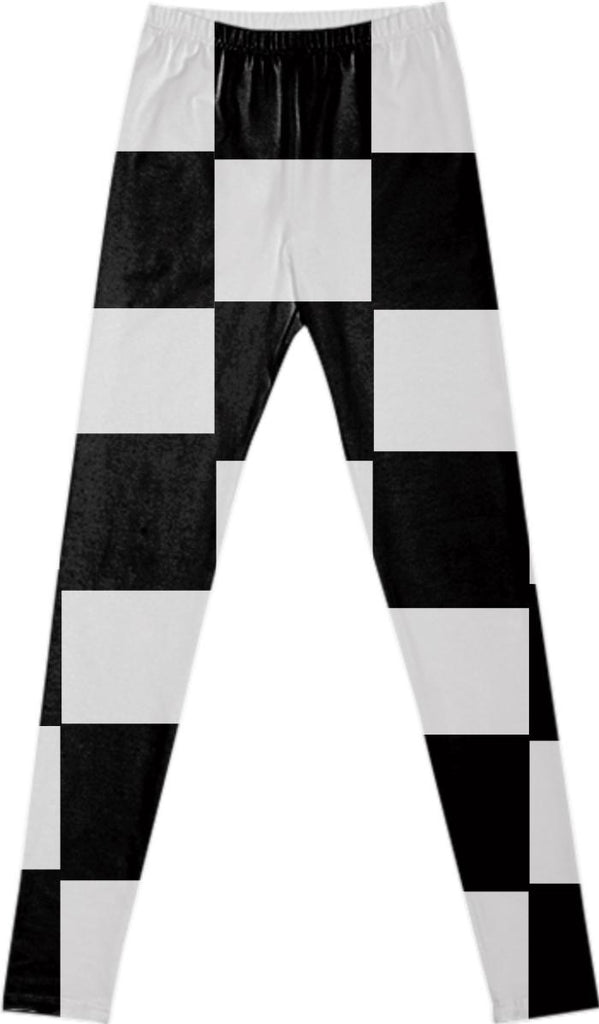 Checker Board Leggings