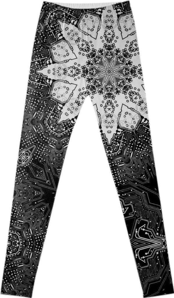 Cyber Child Leggings