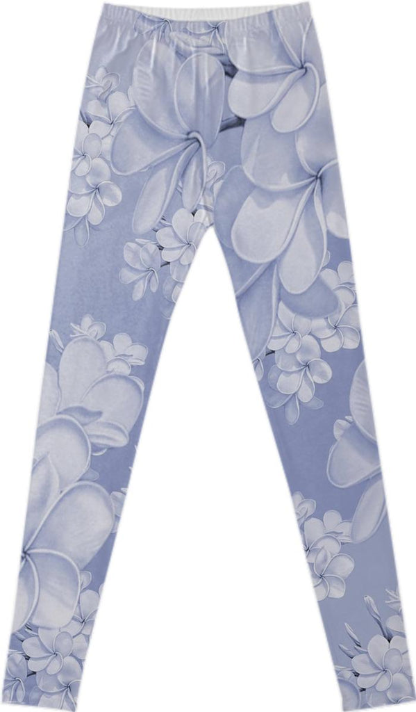 Delicate Floral Pattern blue