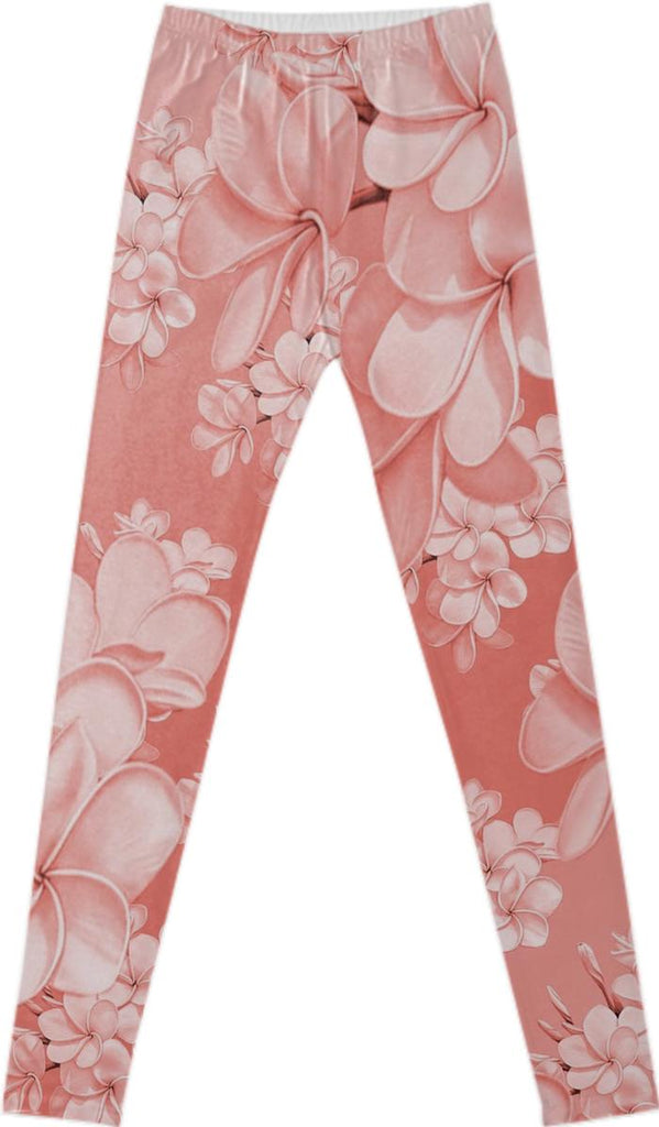 Delicate Floral Pattern pink