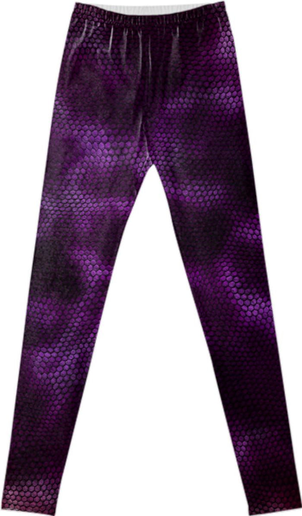 Supernova Dragon Leggings