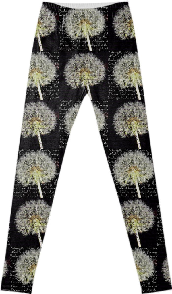 Wishies Leggings by Dovetail Designs