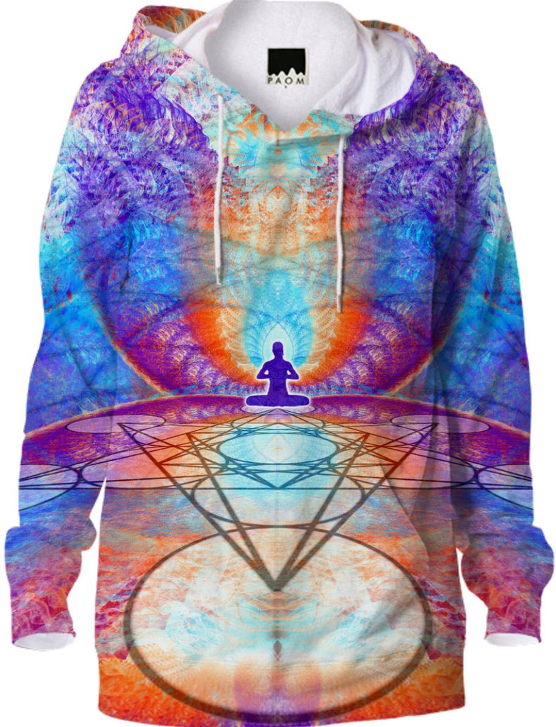 Cosmic Ascension 46 Hoodie