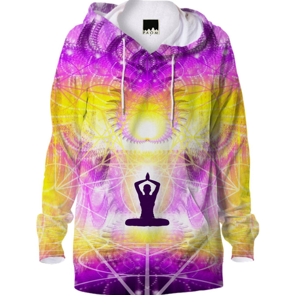 Cosmic Ascension 60 Hoodie