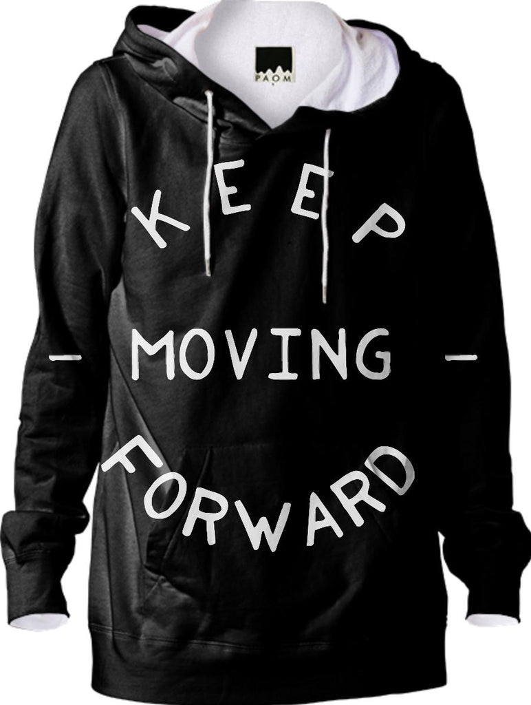 keep moving foward