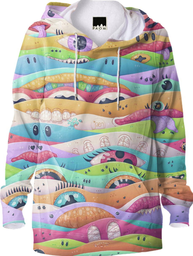 Psychedelic M Hoodie