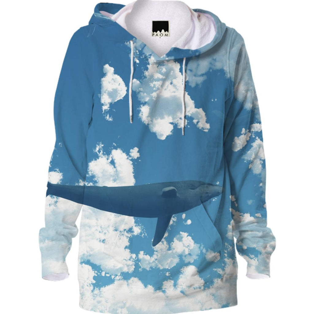 WHALE IN THE SKY HOODIE