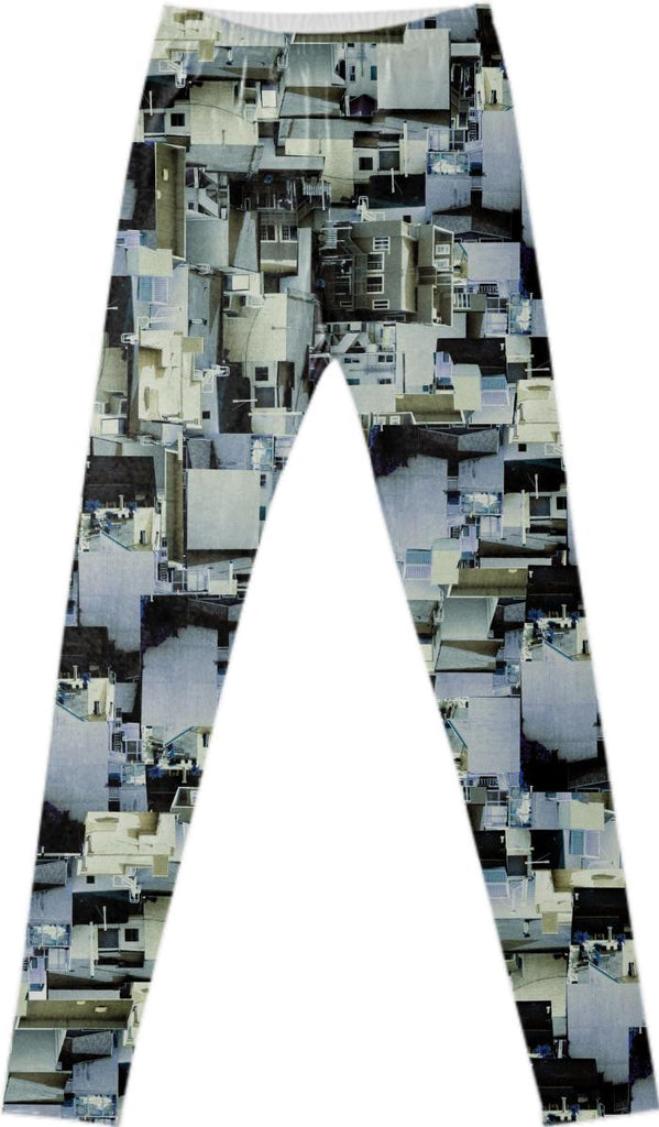 City Rooftops Leggings