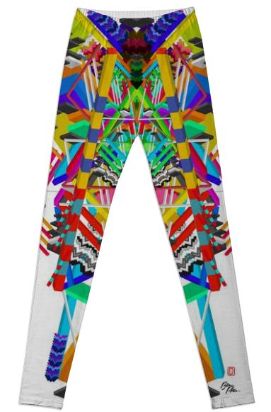 Color Tribe Leggings