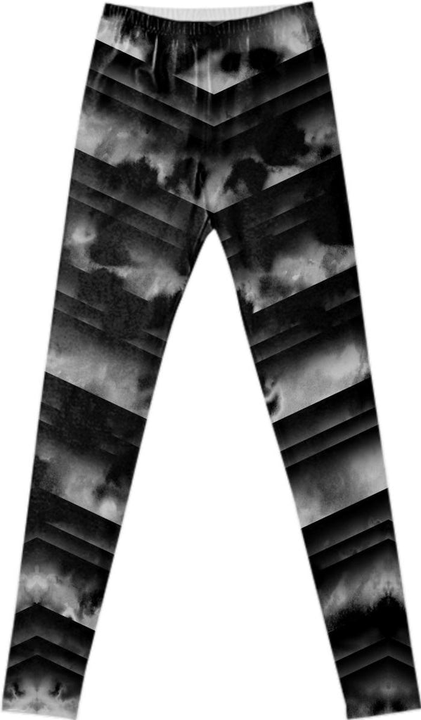Dark Sky Chevron Leggings