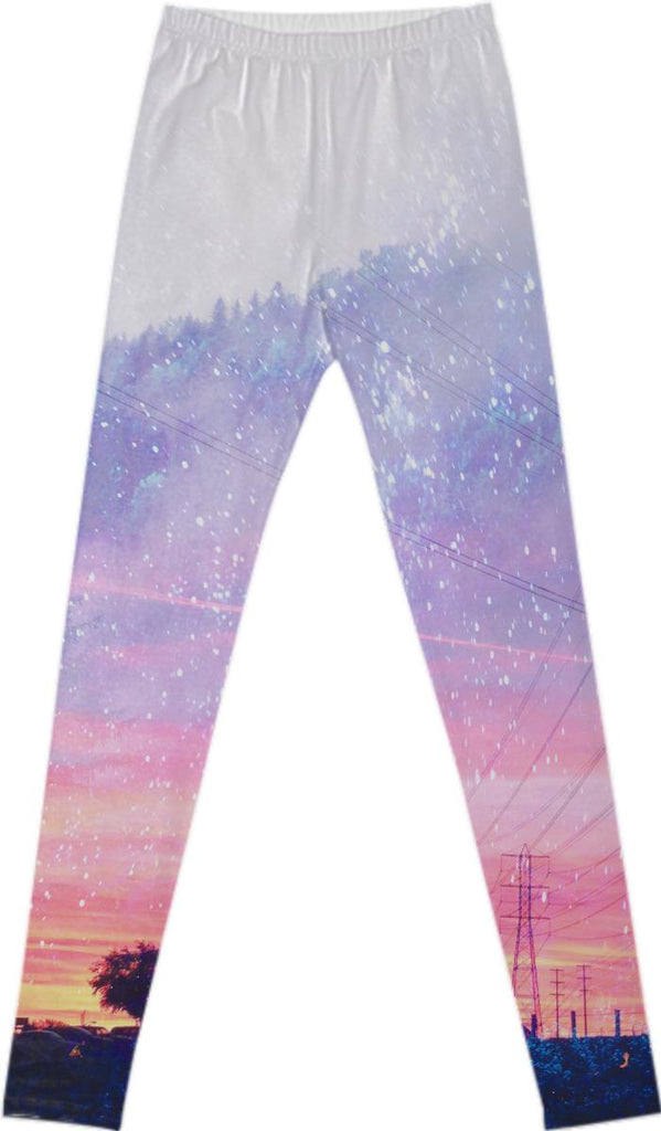 our sky leggings