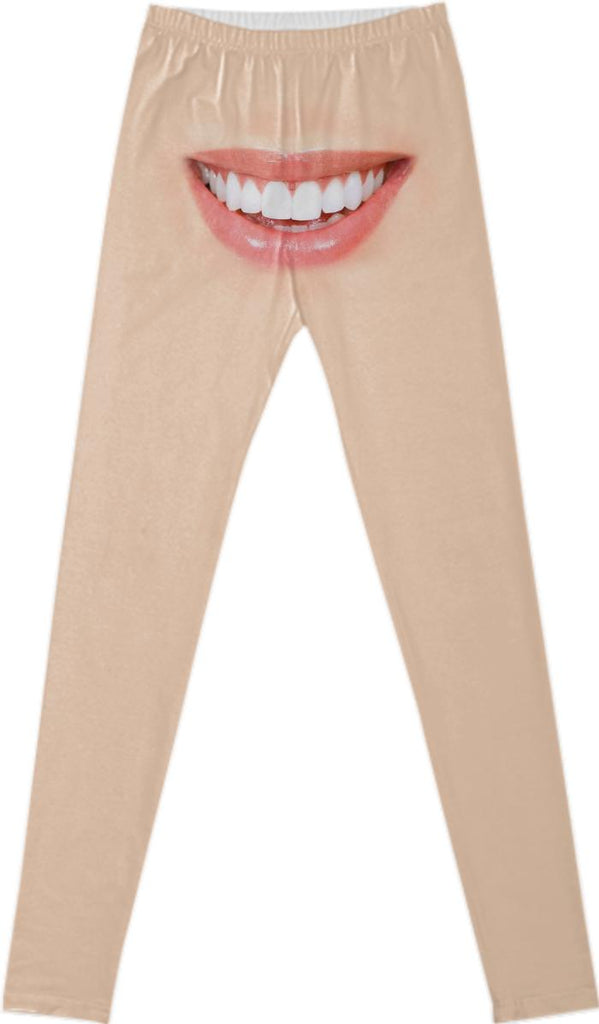 SMILE Leggings by Ben Phen
