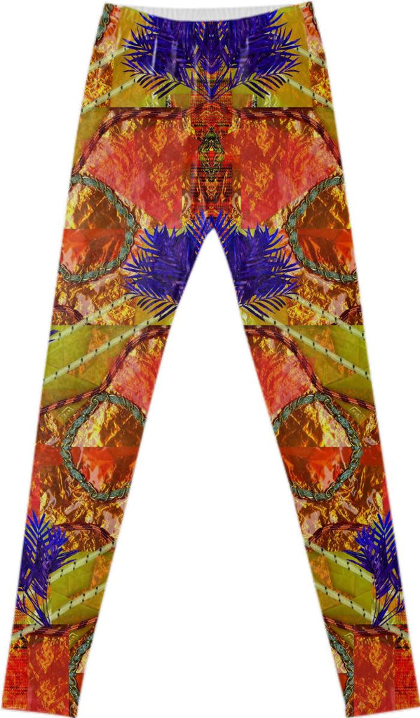 PAOM, Print All Over Me, digital print, design, fashion, style, collaboration, carmel-snow, carmel snow, Leggings, Leggings, Leggings, vinyl, tropico, chrome, tights, autumn winter spring summer, unisex, Spandex, Bottoms