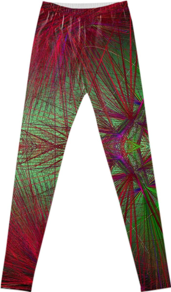 wireframe leggings gr