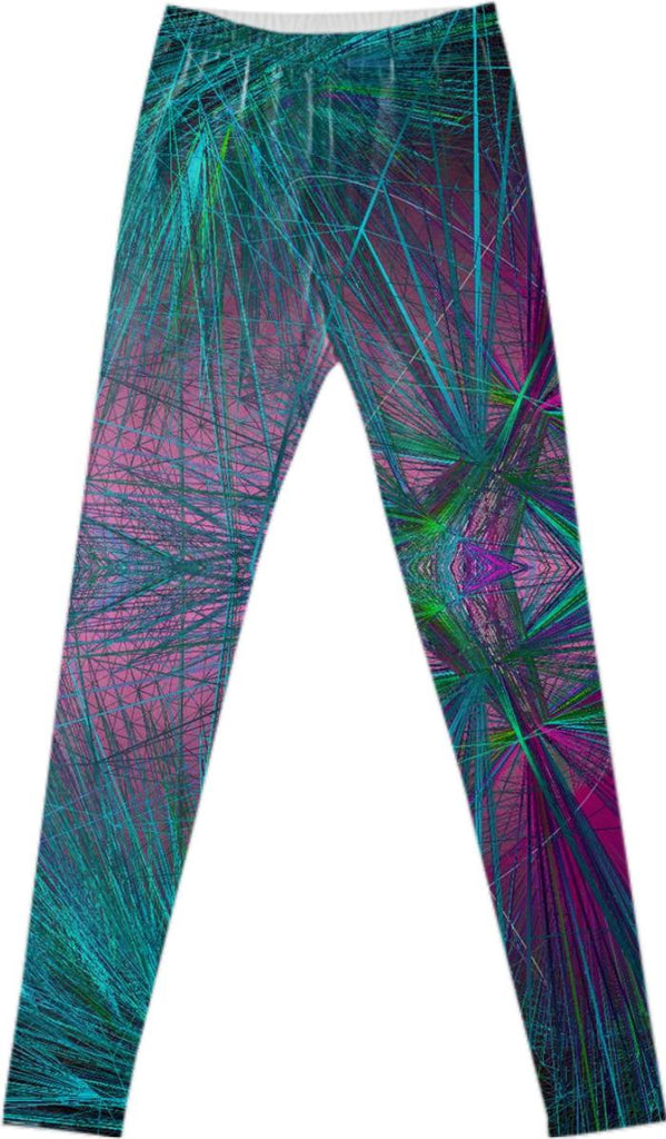 wireframe leggings vb