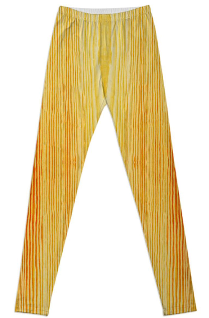 Wood Grain Leggings