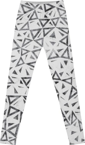 Bermuda Triangles Distressed