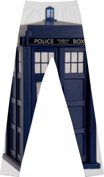 dr who leggings