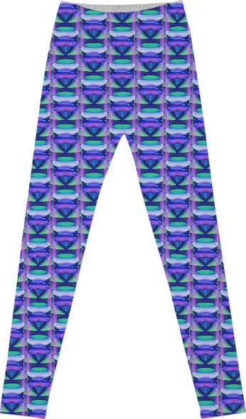 Lampshade Ball Pattern Leggings