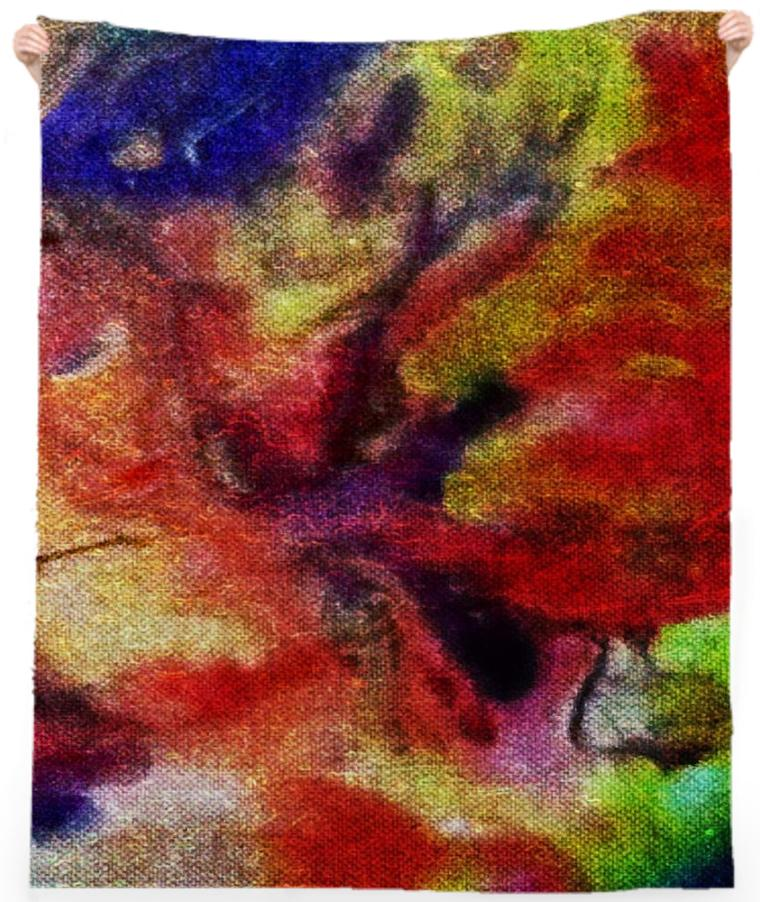 Abstract Aquarell