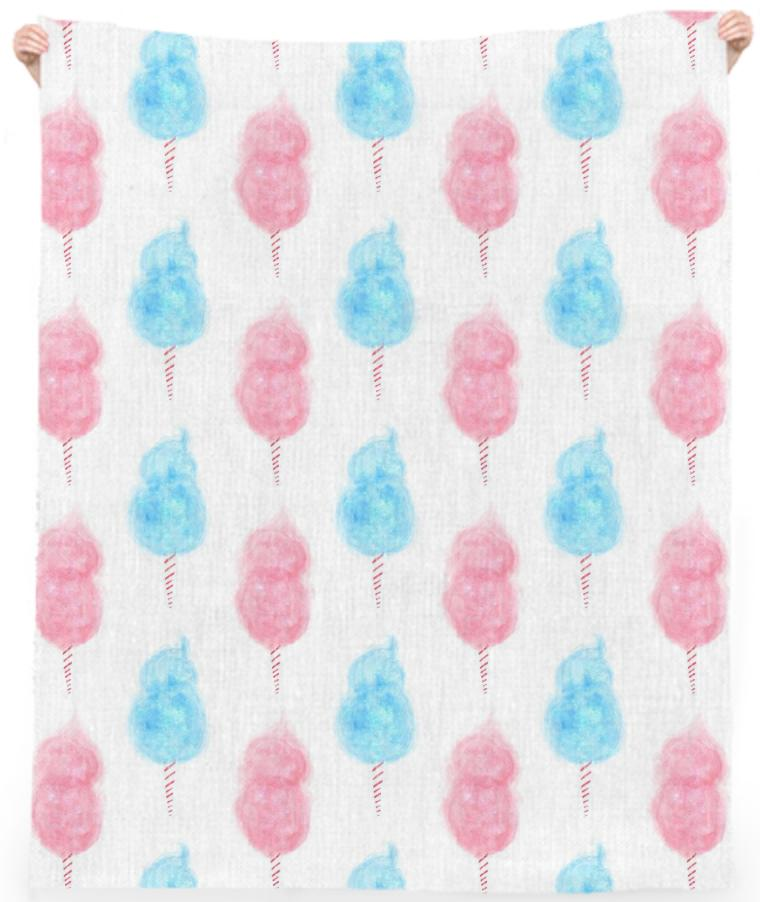Cotton Candy Towel