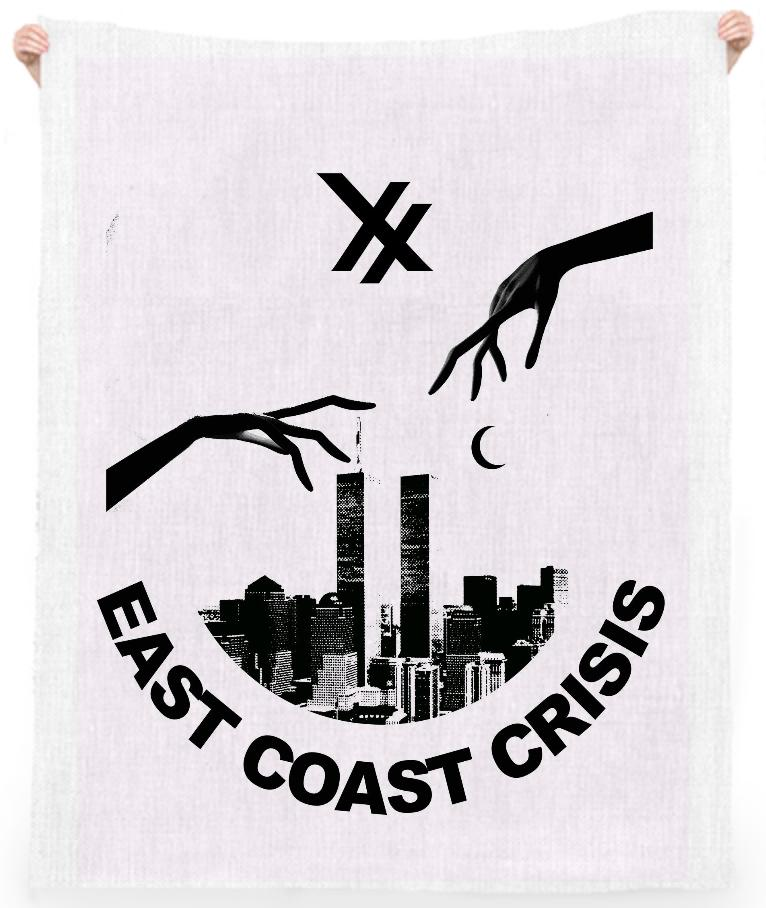 EAST COAST CRISIS TOWEL