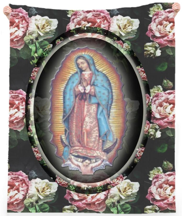Lady of Guadalupe Towel