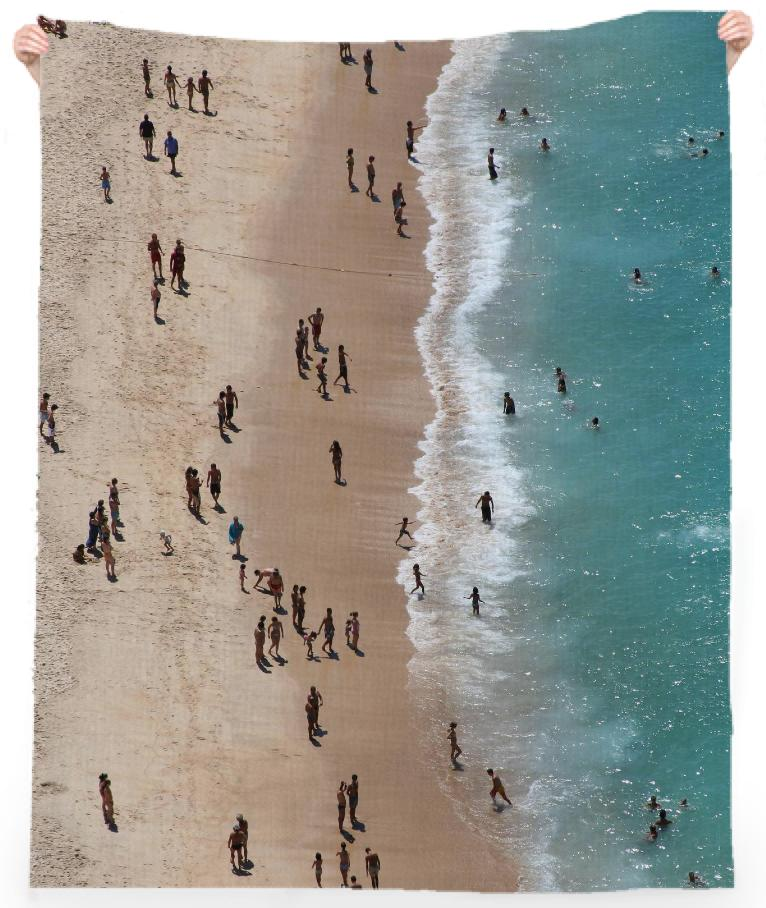 Portugal Beach Towel