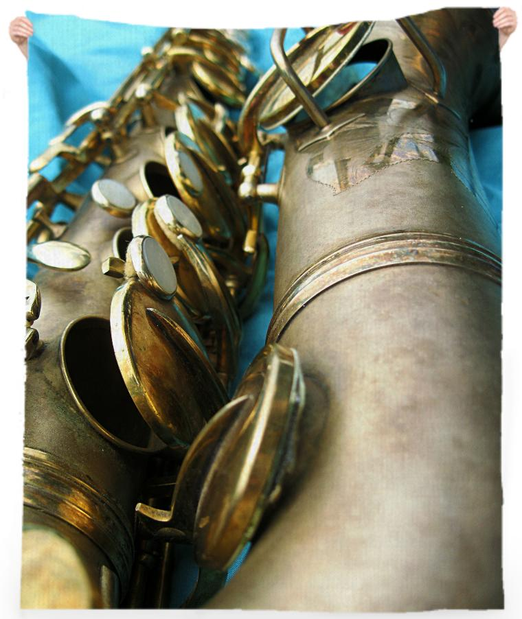 Rusty Old Saxophone