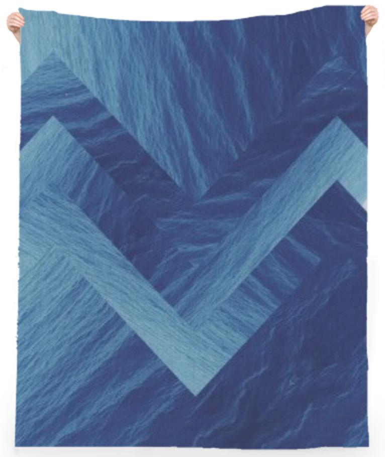 Tides Beach Towel