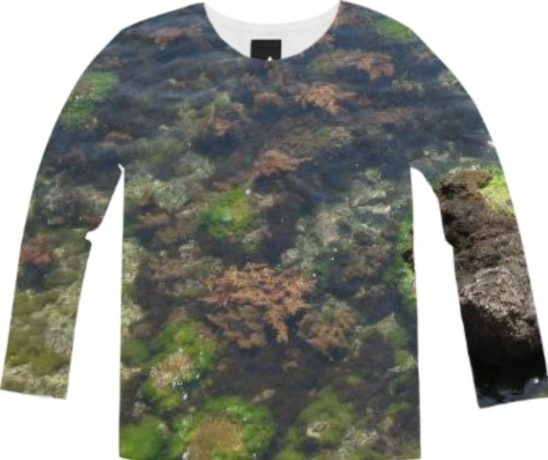 Adriatic Sea Long Sleeve Tee