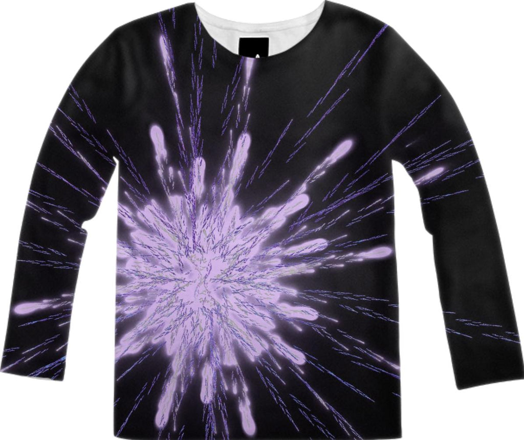 Blasted Long Sleeve T Shirt