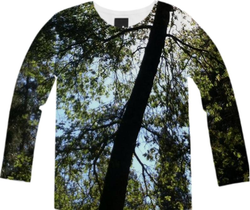 Branches Long Sleeve Tee