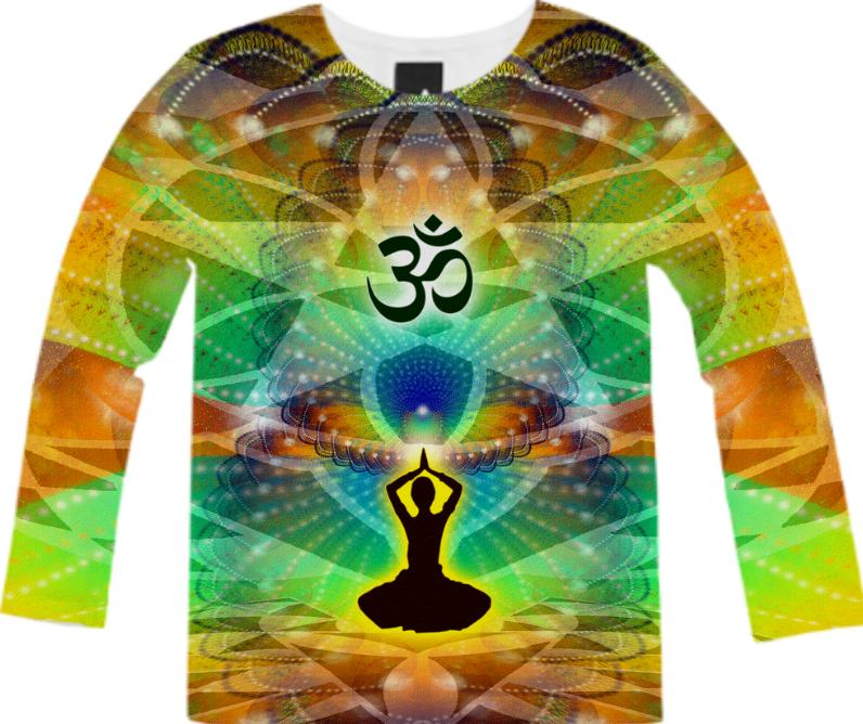 Cosmic Ascension 69 Long Sleeve