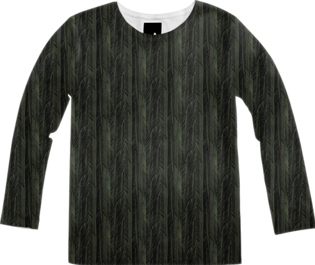 DARK PALM BOTANICA LONG SLEEVE